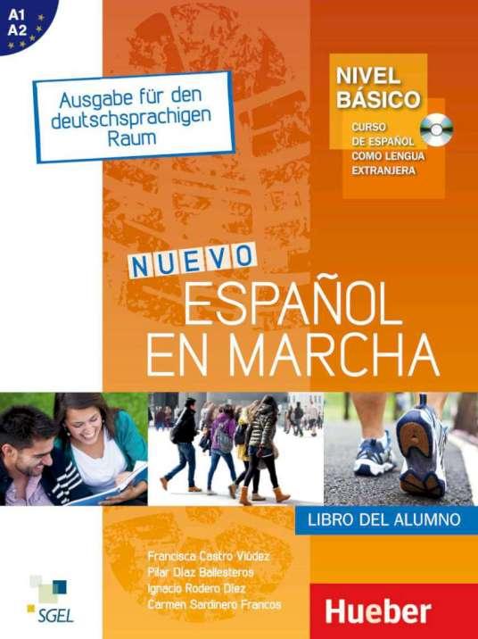 Nuevo Español en marcha Básico (para hablantes de alemán) - Libro del alumno