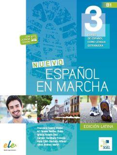 Nuevo español en marcha 3 edición Latina