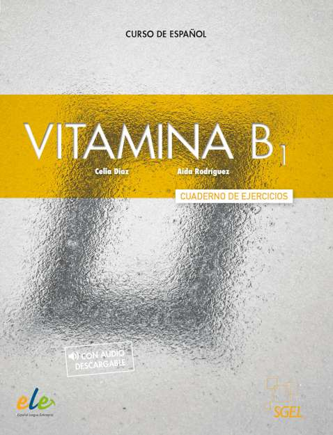 Vitamina B1 - Cuaderno de ejercicios