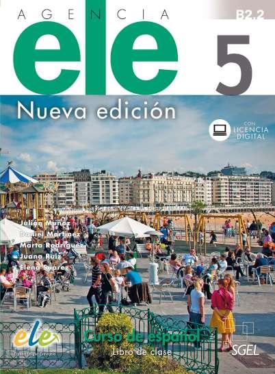 Agencia ELE Nueva edición 5 - Ed. Digital