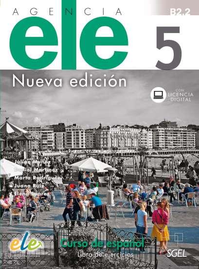 Agencia ELE Nueva edición 5 - Libro de ejercicios