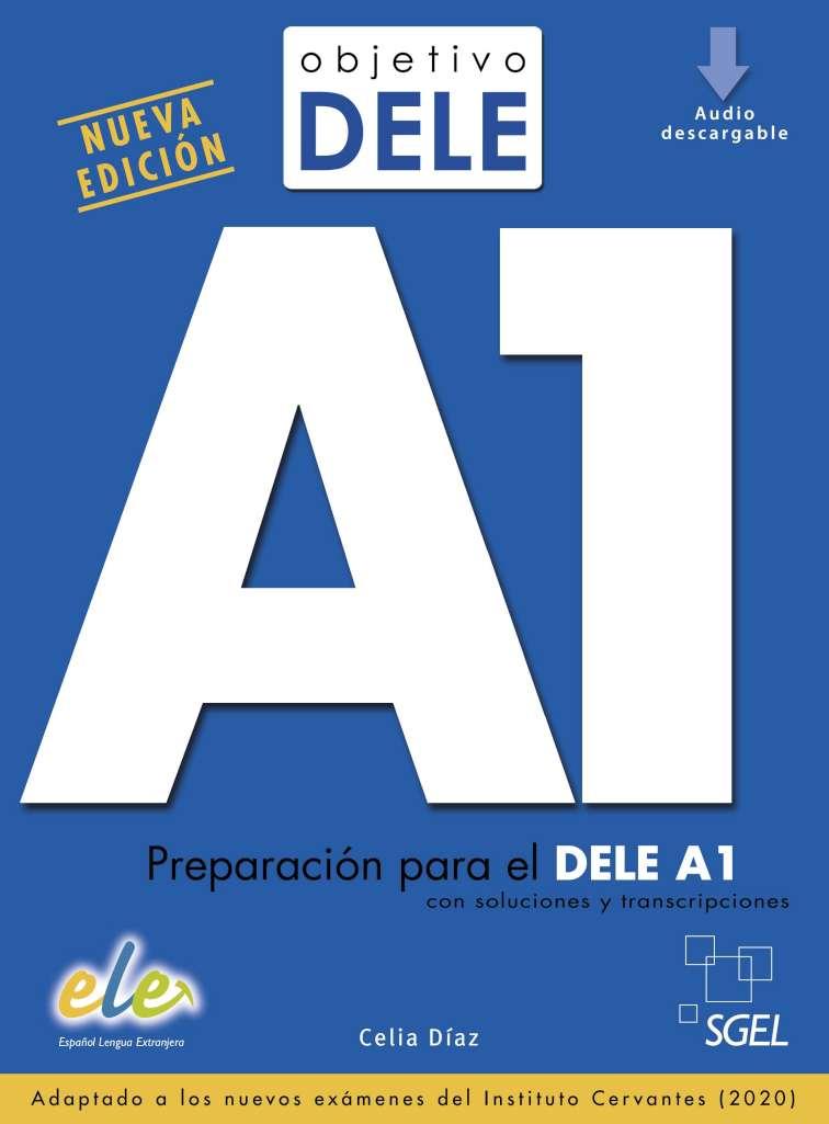 Objetivo DELE A1 Nueva edición
