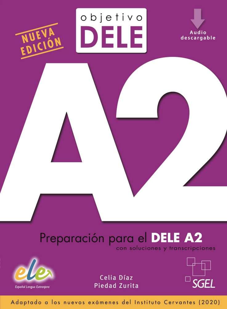 Objetivo DELE A2 Nueva edición