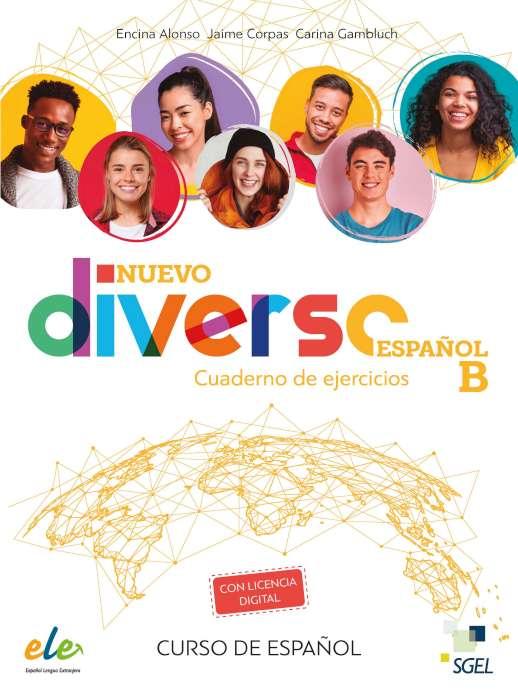 Nuevo Diverso Español B - Cuaderno de ejercicios
