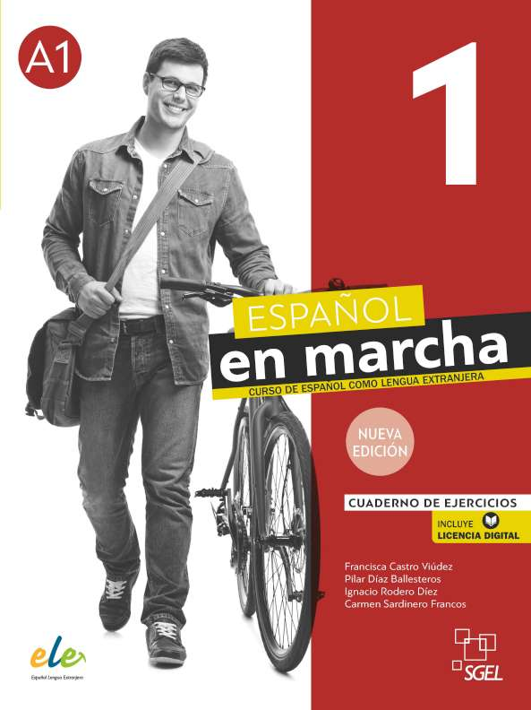 Español en marcha Nueva edición 1 - Cuaderno de ejercicios