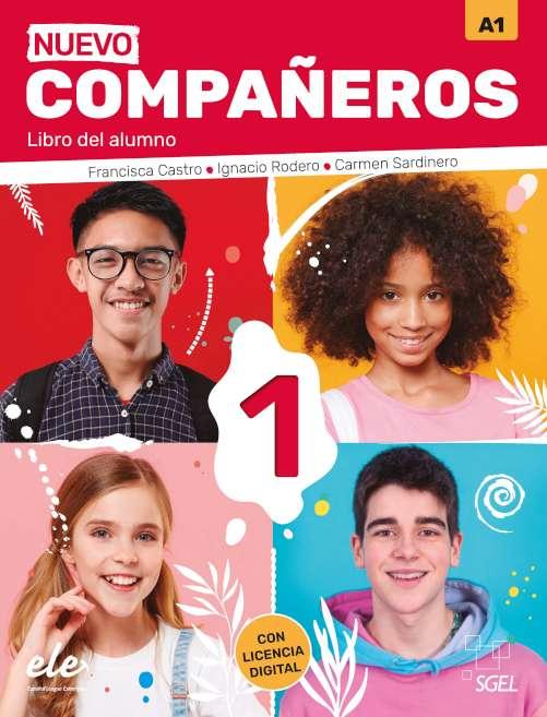 Nuevo Compañeros 1 - Ed. digital