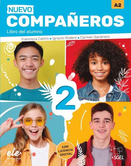 Nuevo Compañeros 2 - Ed. Digital