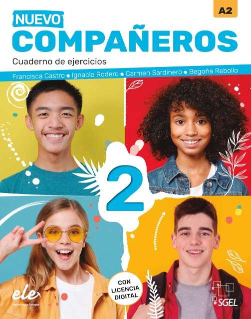 Nuevo Compañeros 2 - Cuaderno de ejercicios