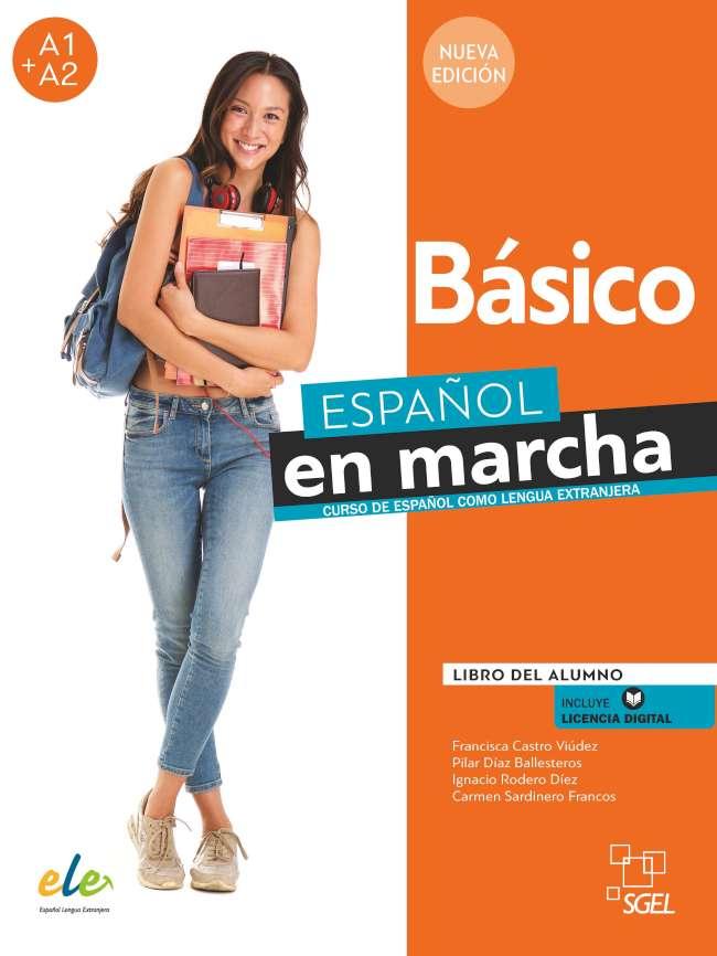 Español en marcha Nueva edición Básico - Libro del alumno