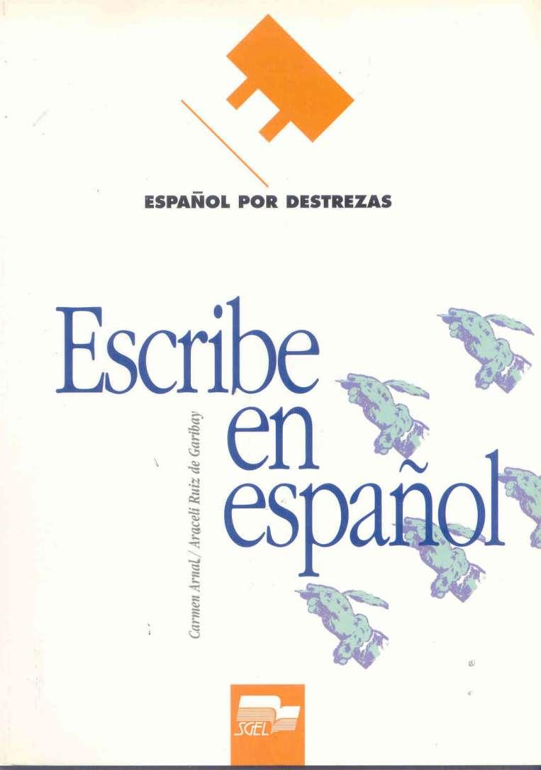 Español por destrezas