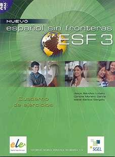 Español sin fronteras 3 cuaderno de ejercicios