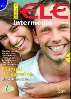 Agencia ELE Intermedio Libro de Ejercicios+CD