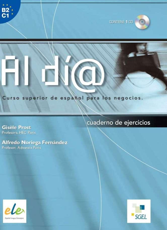 Al día superior - Cuaderno de ejercicios + CD
