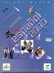 Nuevo Español 2000 Medio Alumno + CD