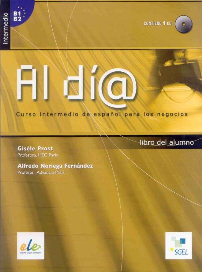 Al día intermedio - Libro del alumno