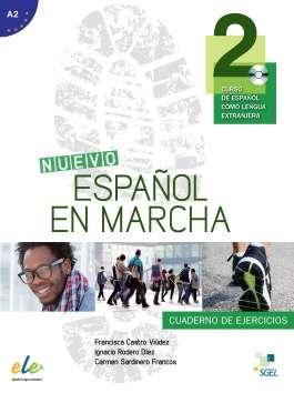 Nuevo Español en marcha 2 - Cuaderno de ejercicios+CD