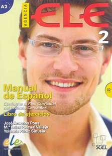 Agencia ELE 2 Libro de Ejercicios+CD