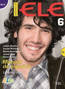 Agencia ELE 6 Libro de Clase + CD