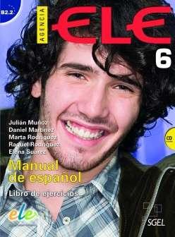 Agencia ELE 6 Libro de Ejercicios+CD
