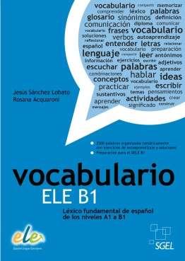 Vocabulario ELE