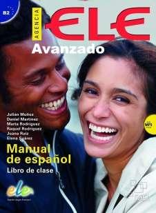 Agencia ELE Avanzado - Libro de clase + CD - Ed. Digital