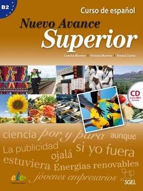 Nuevo Avance Superior Ejercicios + CD