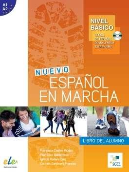Nuevo Español en marcha Básico - Libro del alumno+CD - Ed. Digital