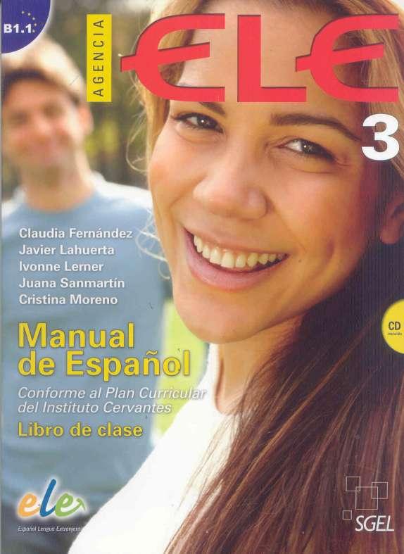 Agencia ELE 3 Libro de Clase+CD