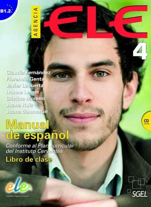 Agencia ELE 4 Libro de Clase+CD
