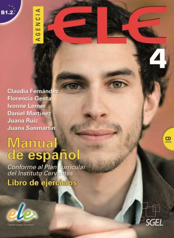 Agencia ELE 4 Libro de Ejercicios+CD