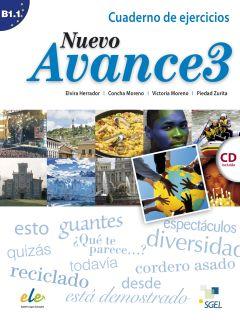 Nuevo Avance 3 - Cuaderno de ejercicios + CD