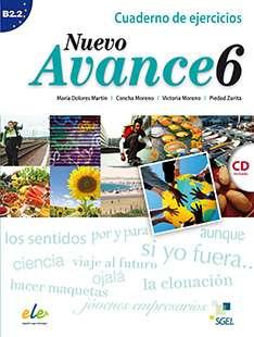 Nuevo Avance 6 - Cuaderno de ejercicios + CD