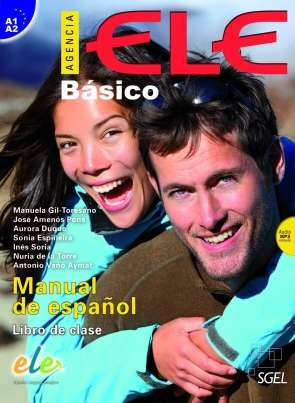 AGENCIA ELE Básico Libro de clase + CD - Ed. Digital
