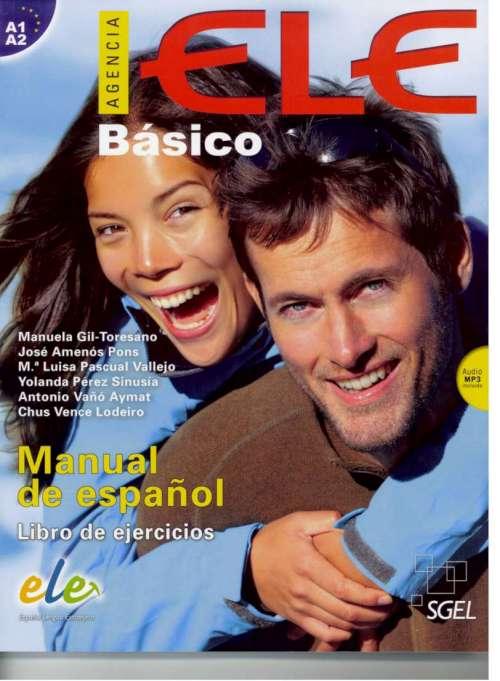 Agencia ELE Básico Libro de Ejercicios+CD