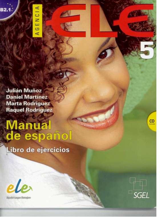 Agencia ELE 5 Libro de Ejercicios+CD