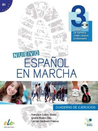 Nuevo Español en marcha 3 - Cuaderno de ejercicios+CD