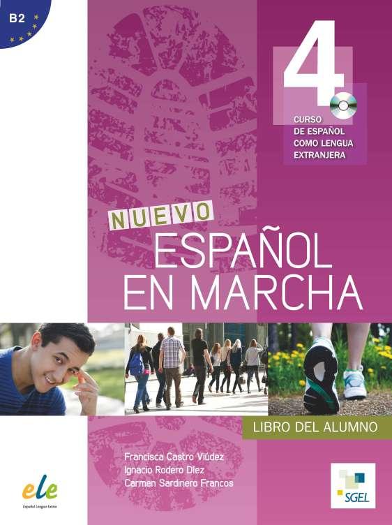 Nuevo Español en marcha 4 - Ed. Digital