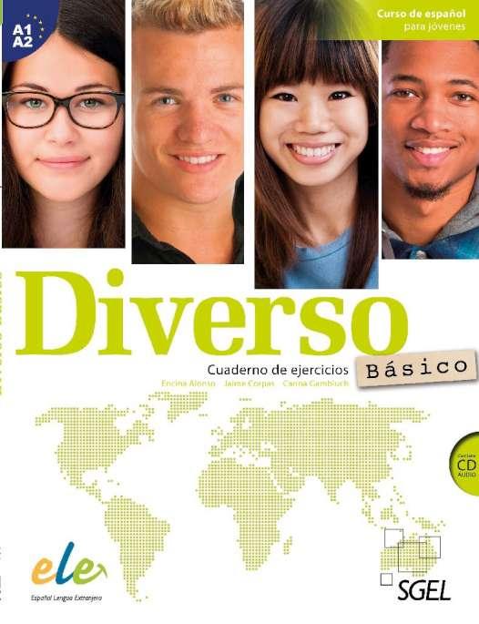 Diverso Básico - Cuaderno de ejercicio + CD (MP3)