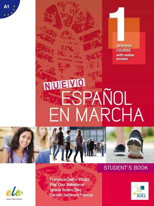 Nuevo Español en marcha 1 (para hablantes de inglés) - Libro del alumno - Ed. Digital