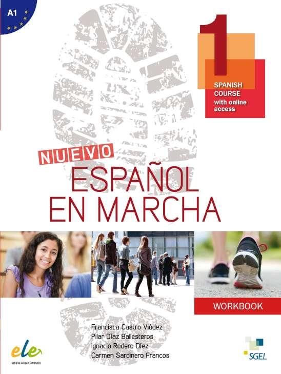 Nuevo Español en marcha 1 (para hablantes de inglés) - Cuaderno de ejercicios