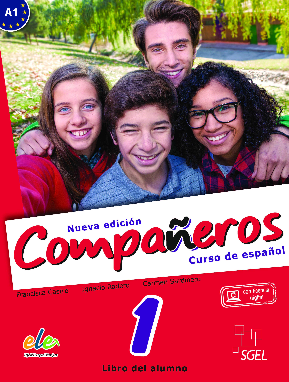 Compañeros 1 Libro del alumno Nueva Edición