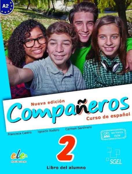 Compañeros 2 Libro del alumno Nueva Edición