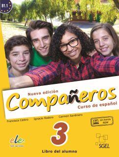 Compañeros 3 Libro del Alumno Nueva Edición