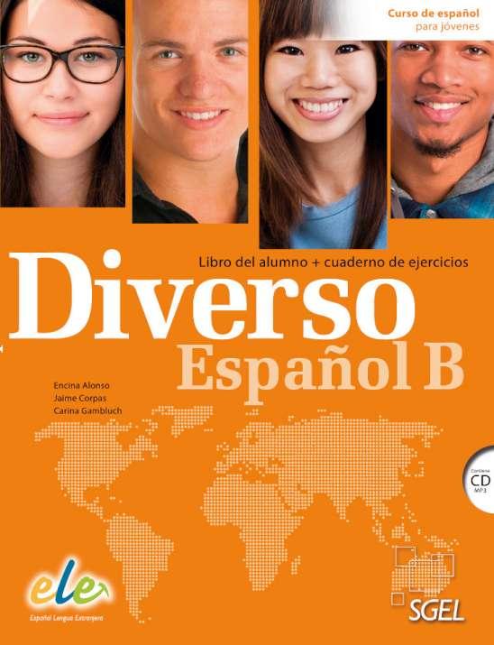 Diverso Español B - Ed. Digital