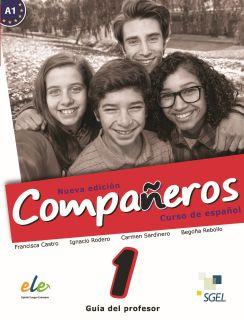 Compañeros 1 Nueva edición - Guía didáctica