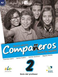 Compañeros 2 Nueva edición - Guía didáctica