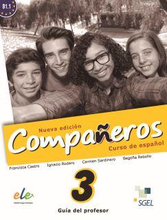 Compañeros 3 Nueva edición - Guía didáctica