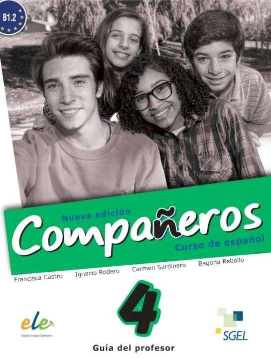 Compañeros 4 Nueva edición - Guía didáctica