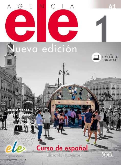 Agencia ELE Nueva edición 1 - Libro de ejercicios
