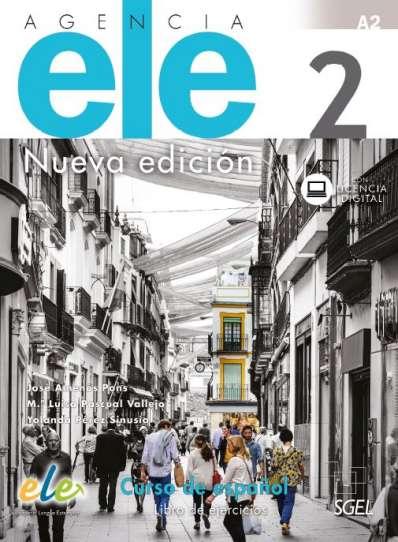 Agencia ELE Nueva edición 2 - Libro de ejercicios